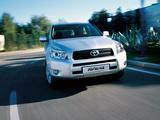 Photos of Toyota RAV4 2006–08