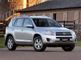 Photos of Toyota RAV4 ZA-spec 2008