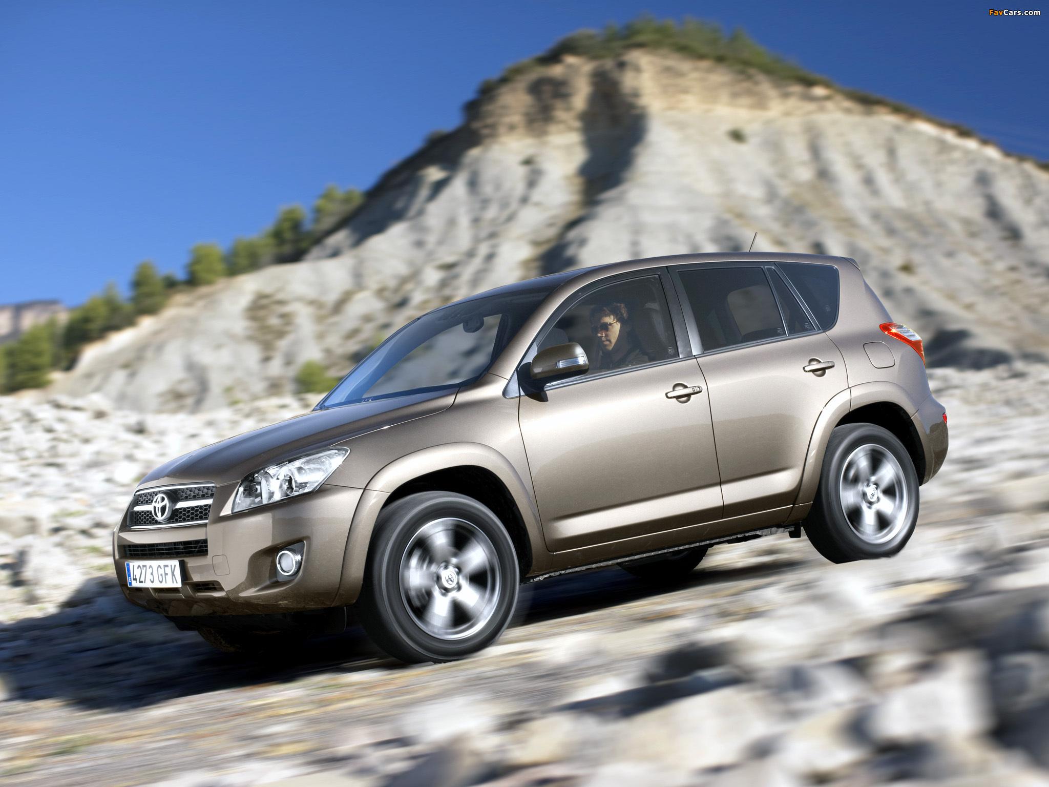Photos of Toyota RAV4 2008–10 (2048 x 1536)