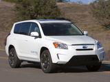 Photos of Toyota RAV4 EV Concept 2010