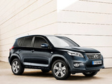 Photos of Toyota RAV4 UK-spec 2010