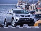Photos of Toyota RAV4 AU-spec 2013