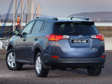 Photos of Toyota RAV4 ZA-spec 2013