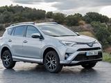 Photos of Toyota RAV4 Hybrid