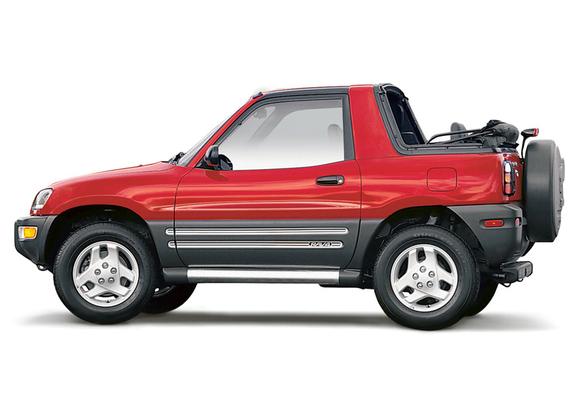 Craigslist Toyota Pictures of Toyota RAV4 Convertible US-spec 1998–2000