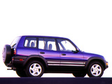 Pictures of Toyota RAV4 5-door US-spec 1998–2000