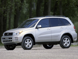 Pictures of Toyota RAV4 US-spec 2000–03