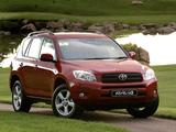 Pictures of Toyota RAV4 ZA-spec 2006–08