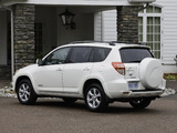 Pictures of Toyota RAV4 Limited US-spec 2008