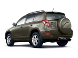 Pictures of Toyota RAV4 ZA-spec 2008