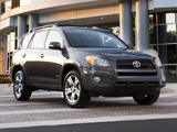 Pictures of Toyota RAV4 Sport US-spec 2008