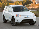 Pictures of Toyota RAV4 EV Concept 2010