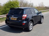 Pictures of Toyota RAV4 UK-spec 2010