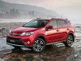 Pictures of Toyota RAV4 AU-spec 2013