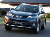 Pictures of Toyota RAV4 ZA-spec 2013