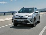 Pictures of Toyota RAV4 Hybrid