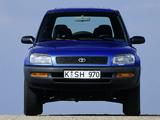 Toyota RAV4 5-door 1994–97 images