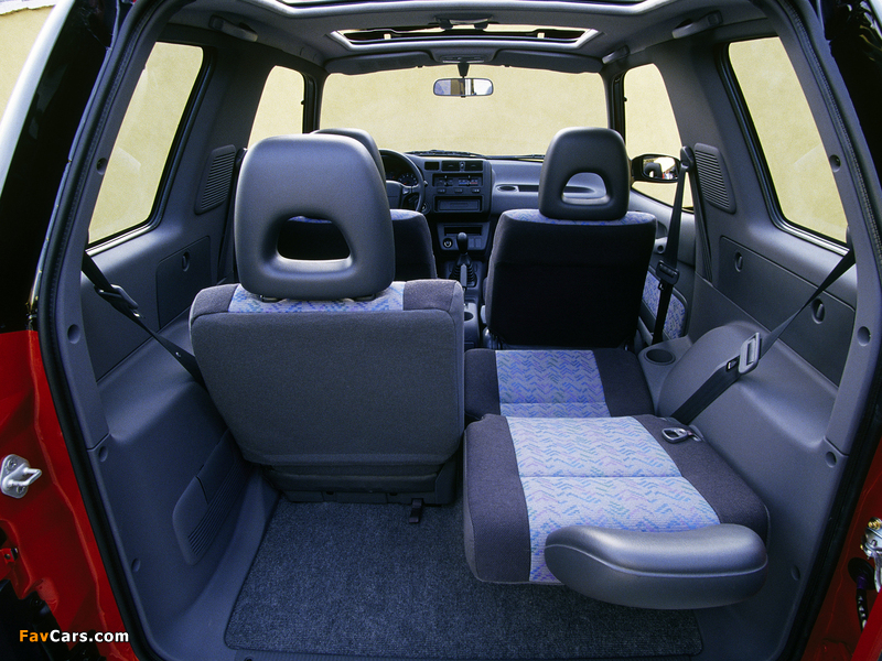 toyota rav4 3 door 1994 97 wallpapers 800x600. Black Bedroom Furniture Sets. Home Design Ideas