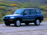 Toyota RAV4 5-door 1994–97 wallpapers