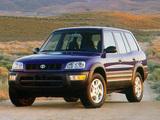 Toyota RAV4 5-door US-spec 1998–2000 photos