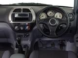 Toyota RAV4 3-door ZA-spec 2000–03 photos