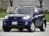 Toyota RAV4 US-spec 2000–03 pictures