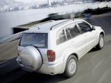 Toyota RAV4 5-door 2000–03 pictures