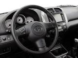 Toyota RAV4 5-door 2003–05 photos