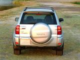Toyota RAV4 US-spec 2003–05 pictures