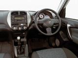 Toyota RAV4 Cruiser 5-door AU-spec 2003–05 wallpapers