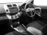 Toyota RAV4 AU-spec 2006–08 photos