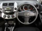 Toyota RAV4 ZA-spec 2006–08 photos