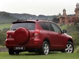 Toyota RAV4 ZA-spec 2006–08 pictures