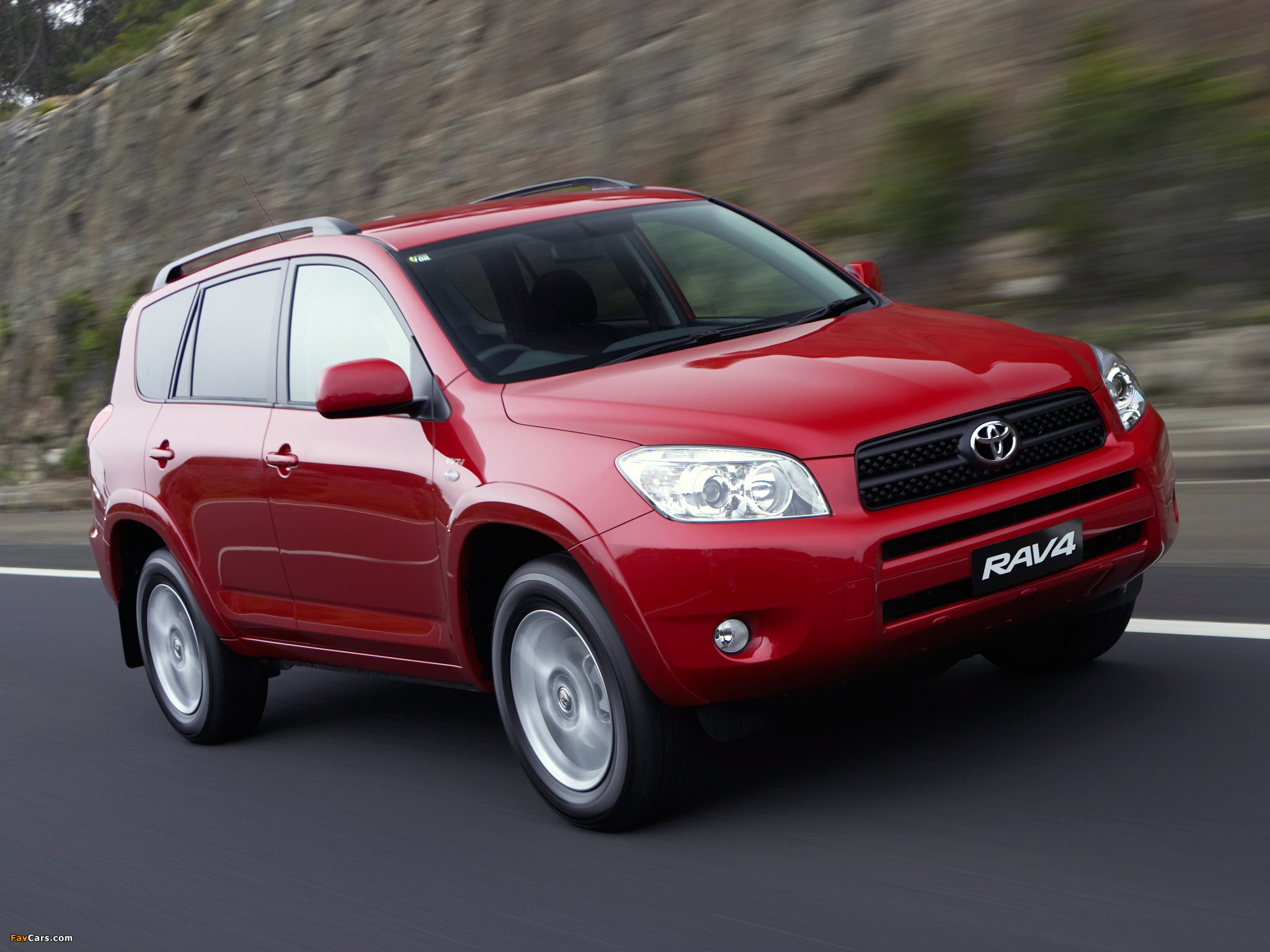 toyota rav4 au spec 2006 08 wallpapers 2048x1536. Black Bedroom Furniture Sets. Home Design Ideas