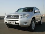 Toyota RAV4 Cross Sport 2007–08 images