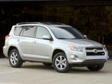 Toyota RAV4 Limited US-spec 2008 images