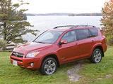 Toyota RAV4 Sport US-spec 2008 images