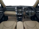 Toyota RAV4 ZA-spec 2008 images