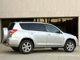 Toyota RAV4 Limited US-spec 2008 photos