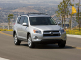 Toyota RAV4 Limited US-spec 2008 pictures