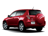 Toyota RAV4 Sport JP-spec (CA30W) 2008 wallpapers