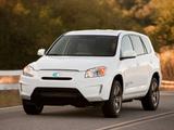 Toyota RAV4 EV Concept 2010 images