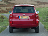 Toyota RAV4 UK-spec 2010 wallpapers