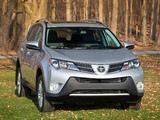 Toyota RAV4 US-spec 2013 images