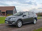Toyota RAV4 UK-spec 2013 images