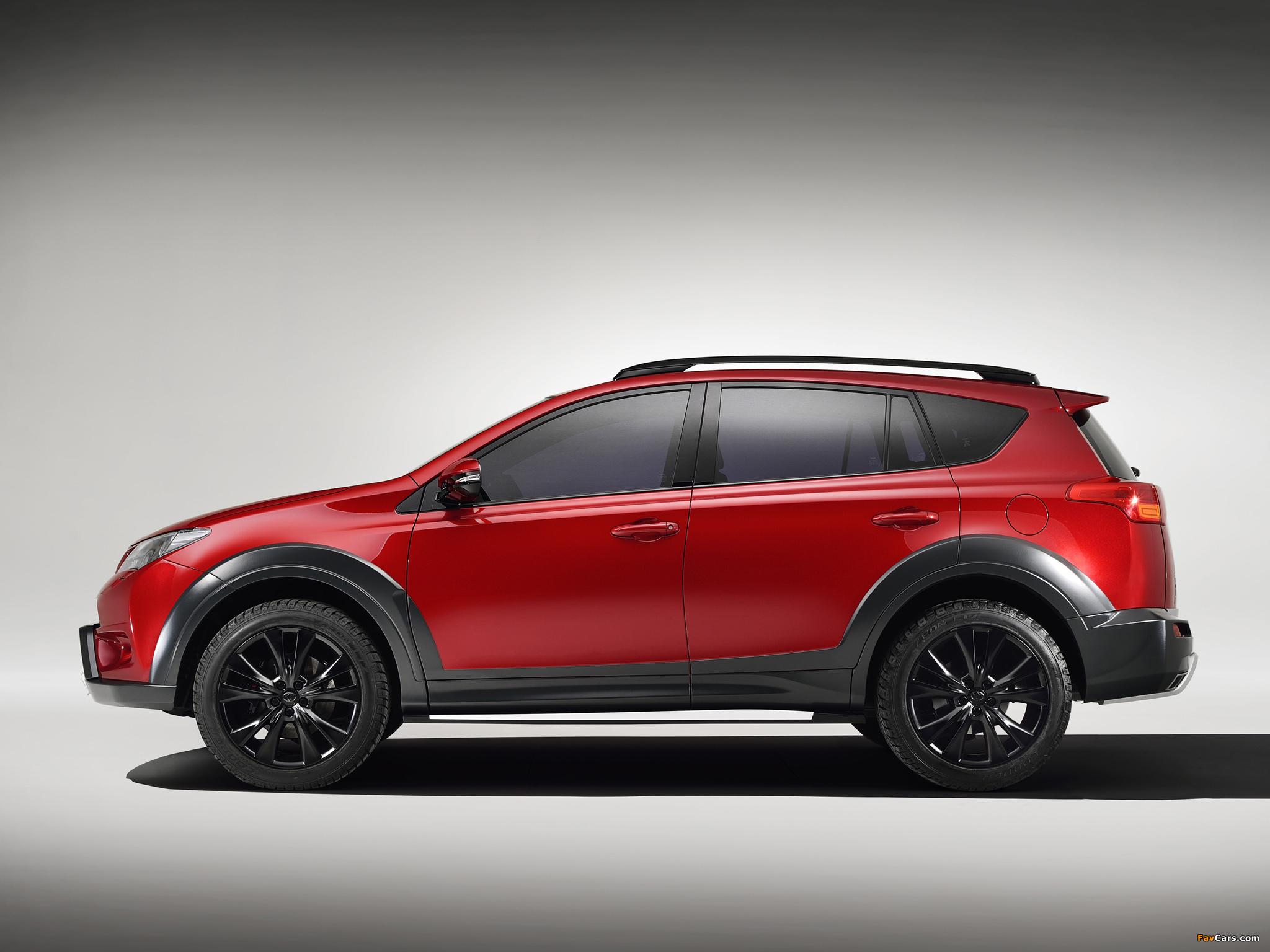Toyota RAV4 Adventure Concept 2013 images (2048 x 1536)