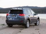 Toyota RAV4 AU-spec 2013 images