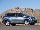 Toyota RAV4 US-spec 2013 photos