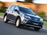 Toyota RAV4 ZA-spec 2013 photos