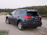 Toyota RAV4 AU-spec 2013 photos